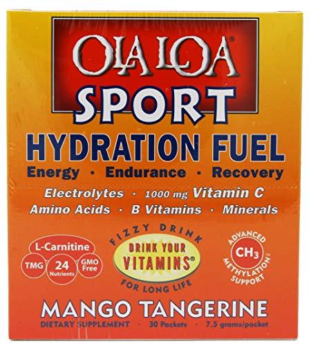Ola Loa Sport Formula Mango Tangerine – 30 – Packet