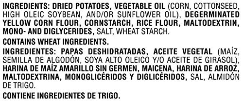 Pringles Potato Crisps Chips, Reduced Fat, Original Flavored, 4.9 oz Can by Pringles (Image #3)