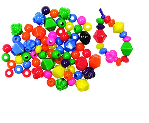 Roylco Brilliant Beads for Kindergarten Art Projects