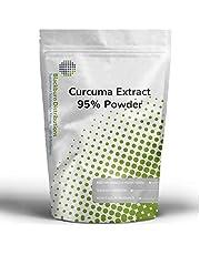 100g Pure Curcuma Extract 95% | Free UK Shipping | UK Certified Product