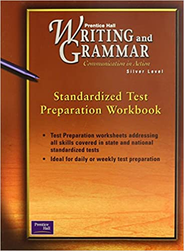 Amazon.com: Writing and Grammar: Standardized Test Prep, Silver ...