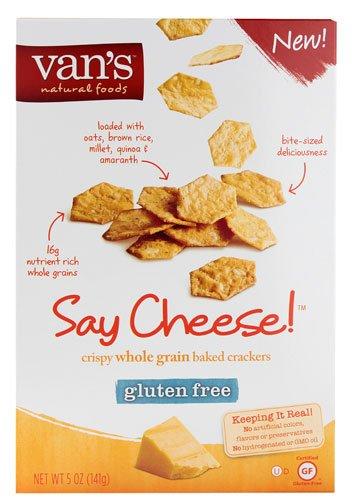 van cheese crackers - 7