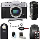 Fujifilm X-T20 Camera Body (SL)+XF 50-140mm Lens + Focus Backpack & Accessories