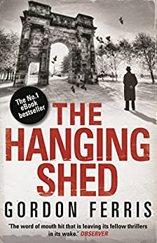 The Hanging Shed (Douglas Brodie series) by [Ferris, Gordon]