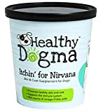 Healthy Dogma Itchin for Nirvana Dog Skin and Coat Kelp Supplement
