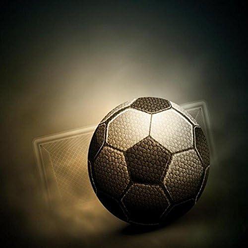 لوحات جدارية خلفيات كرة قدم ثلاثية الأبعاد صور رياضية ورق جدران غرفة المعيشة أريكة غرفة النوم كرة القدم خلفية تلفزيون مخصصة ورق حائط ثلاثي الأبعاد Amazon Ae