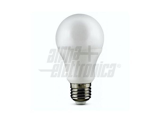 BOMBILLA LED E27 DE GOTEO 12 V, 9 W, LUZ BLANCA DE 2700 K