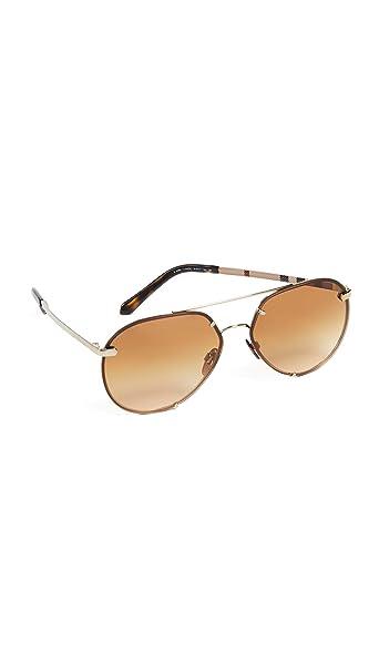Amazon.com: Burberry BE 3099 11452L - Gafas de sol, color ...