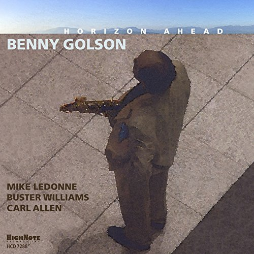 Benny Golson - Horizon Ahead  cover