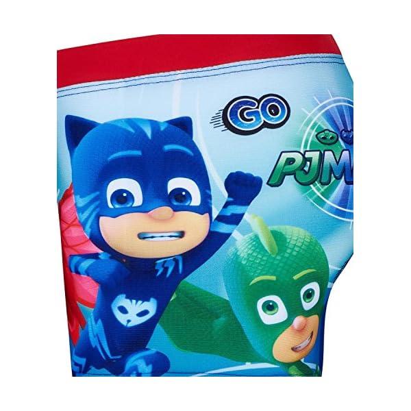 PJ Masks - Super pigiamini Ragazzi Shorts da mare - blu 2 spesavip