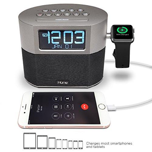 iHome Bluetooth Alarm Speakerphone Charging product image