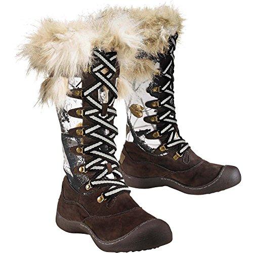 Legendary Whitetails Women's Arctic Snow Boots Brown 9