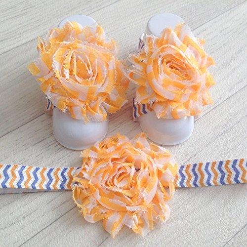 La panoplie Des Petits, Mädchen Babyschuhe - Krabbelschuhe & Puschen  orange Orange Orange