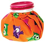 Upper Canada Soap Cool Queen Owls Ice Pack, Orange