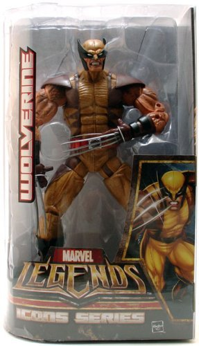 Marvel Legends Icons Series - Wolverine - Marvel Legends Icon Series