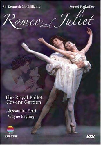 Prokofiev - Romeo and Juliet / Ferri, Eagling, Jefferies, Drew, Hosking, Macmillan, Lawrence, Royal Ballet