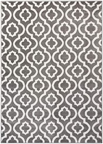Regal Collection Moroccan Trellis Lattice Area Rug