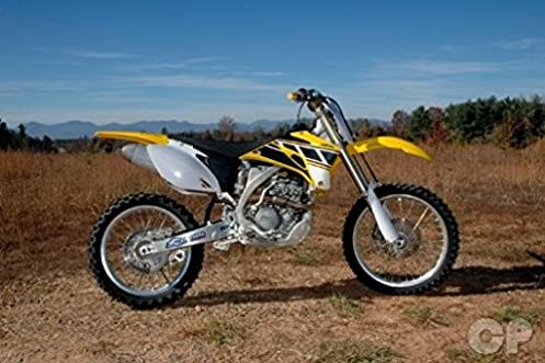 cpp 166 p yamaha yz250f cyclepedia printed motorcycle service manual rh amazon com 2006 yamaha yz250f owners manual pdf 2006 yamaha yz250f service manual pdf