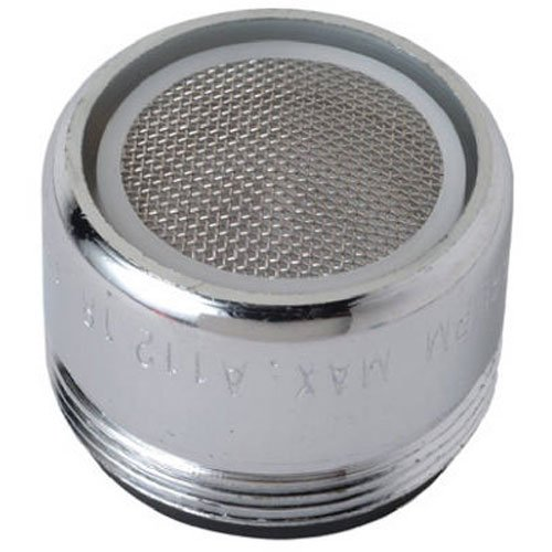 Brasscraft Sf0051X Chrome Faucet Aerator With 13/16''27 Male Thread