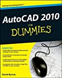 img - for AutoCAD 2010 For Dummies 1st (first) Edition by Byrnes, David [2009] book / textbook / text book