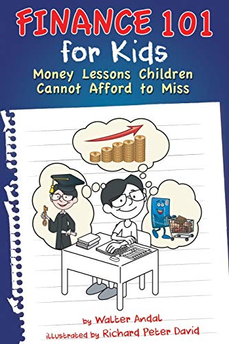 Finance 101 for Kids: Money Less...