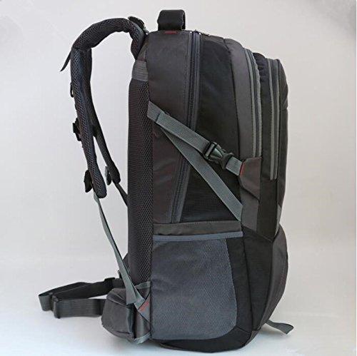 80Liter Schultertasche Stecker großer Kapazität groß, wasserdicht Rucksack Travel Paket Tasche weiblich Freizeit Outdoor Rucksäcke