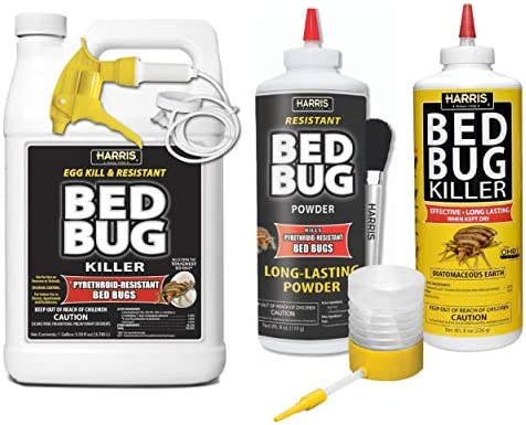 Harris Bed Killer Value Bundle