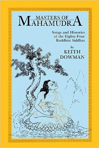 Dowman Masters of Mahamudra cover art
