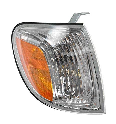 (Corner Parking Marker Light Lamp Right Passenger RH RF for 05-06 Toyota Tundra)