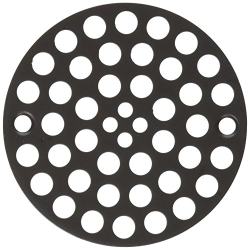 Brasstech 238/10B 4-Inch Solid Brass Shower Strainer, Oil Rubbed Bronze (Brasstech Shower)