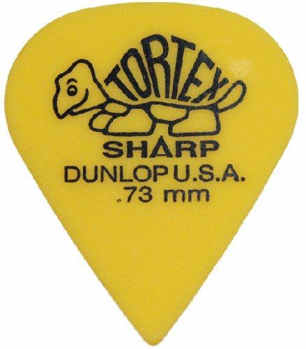 Dunlop Tortex Sharp .73mm (12)