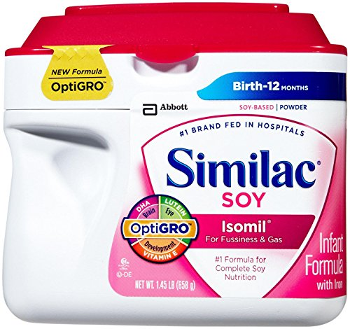 Similac Soy Isomil Baby Formula - Powder - 23.2 oz