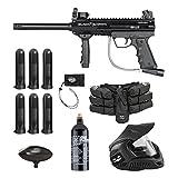 Valken 87053 Tactical Blackhawk Paintball Gun Package