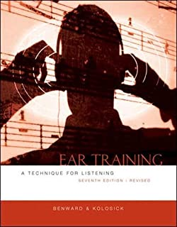 Ear Training: A Technique for Listening, Revised Edition (0073401366) | Amazon Products