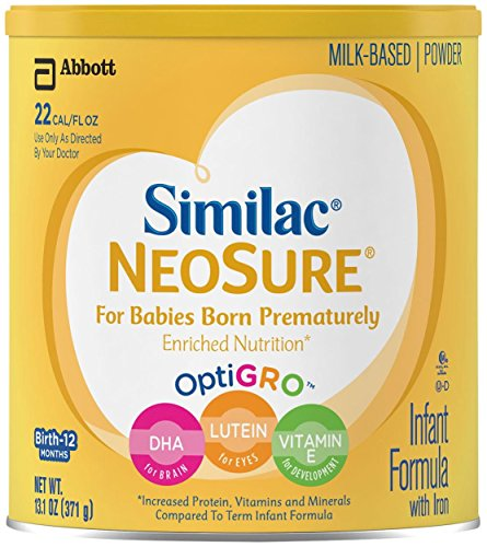 Similac Expert Care Neosure Baby Formula - Powder - 13.1 oz