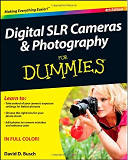 Dslr Photography For Dummies Pdf