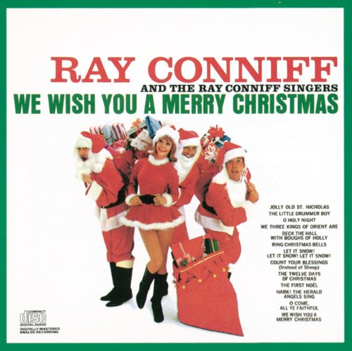 Medley: Jolly Old St. Nicholas / The Little Drummer Boy (Medley Singers Ray Christmas Conniff)