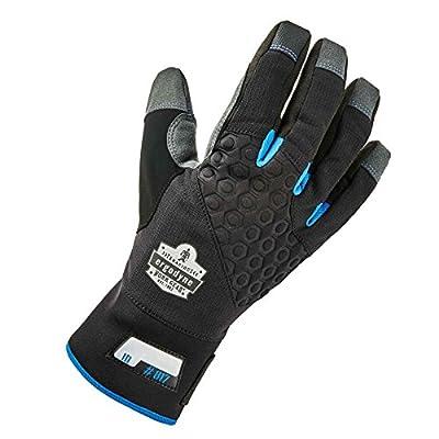 Ergodyne ProFlex Reinforced Thermal Waterproof Insulated Work Gloves