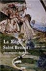 La Règle de saint Benoît : aux sources du droit... par Guyon