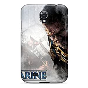 Galaxy S4 Cases Slim [ultra Fit] Warhammer Space Marine Game Protective Cases Covers