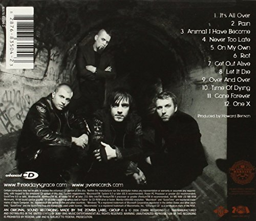 never too late three days grace pdf