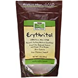 NOW Foods Erythritol Pure Sweetener,16-Ounce (Pack of 3)
