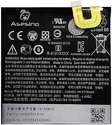 12 Monate Garantie 3000mAh Asesino akku kompatibel mit Huawei Honor 8//P9//P9 Lite//P10 Lite Batterie mit Ersatz-Toolkit f/ür HB366481ECW