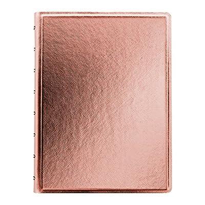 FILOFAX Refillable Saffiano Notebook