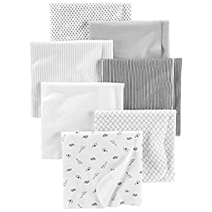 Simple-Joys-by-Carters-Baby-7-Pack-Flannel-Receiving-Blankets