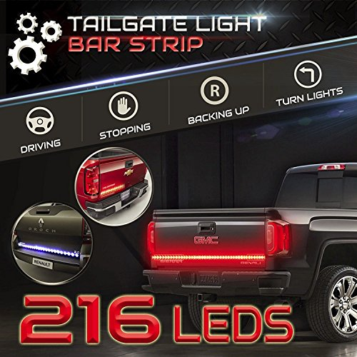 Tailgate Brake (NEW VERSION Stop-Alert Most Powerful Multi-Function 60