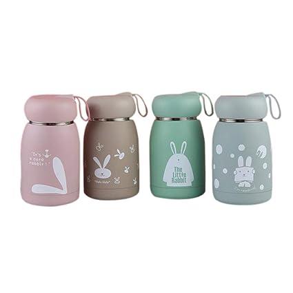 Amazon.com: HWEMY 2018 - Taza térmica para niños, botella de ...