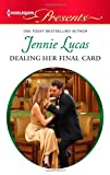 Dealing Her Final Card, Jennie Lucas, 0373131224