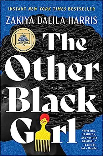 Amazon.com: The Other Black Girl: A Novel (9781982160135): Harris, Zakiya  Dalila: Books