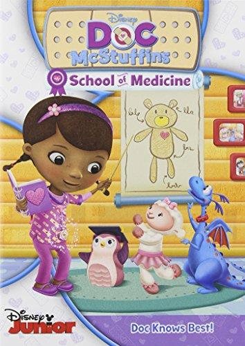 Doc McStuffins: School Of Medicine (Best Disney Cartoon Shows)